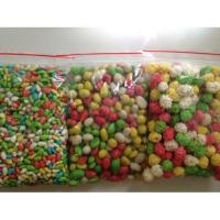 Арахис и семечки в сахарной глазури