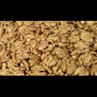 Грецкий орех 2017 года, размер ядра  1/2 +1/4 (бабочка+четвертина), 1 кг